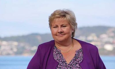 Ceza kesilen Norveç başbakanı 'hata'sını kabul etti: İtiraz etmeyeceğim