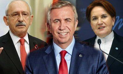 Özkiraz son anketi açıkladı: 'Millet'in oyu 'Cumhur'u geçti