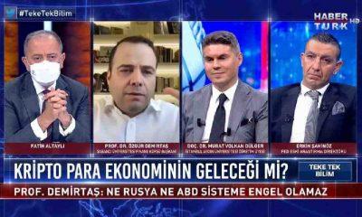 """Özgür Demirtaş ile Erkin Şahinöz'ün kripto para tartışması: """"Göstersin cüzdan büyüklüğünü yeter artık"""""""