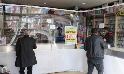 Pandemide 50 eczacı ve 17 eczane teknisyeni hayatını kaybetti