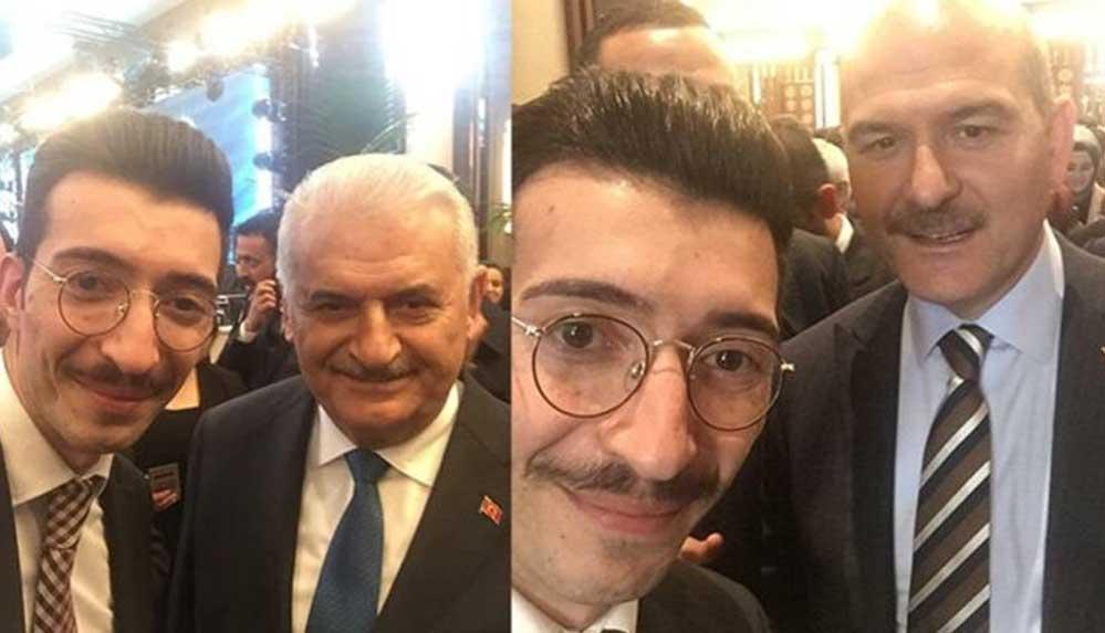 Para saçma görüntüleri ortaya çıkan kişi AKP'li belediye personeli çıktı