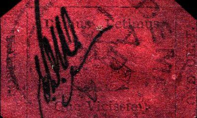 'Posta pullarının Mona Lisa'sı' 15 milyon dolara satışa çıkıyor