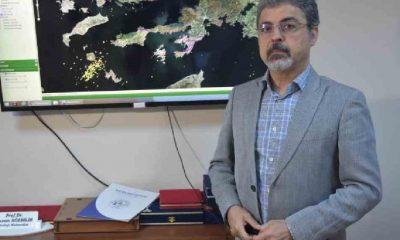 Prof. Dr. Sözbilir tsunami konusunda uyardı