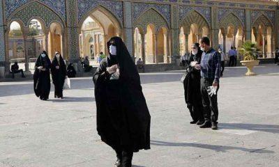 Ruhani: 2 eyalette salgının 4'ncü dalgası başladı