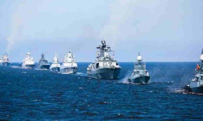 Rusya: 15 donanma gemisi Karadeniz'e gönderiliyor