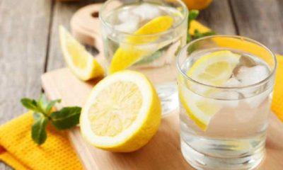 Sabah limonlu su içmenin faydaları nelerdir, limonlu su içmek zayıflatır mı?
