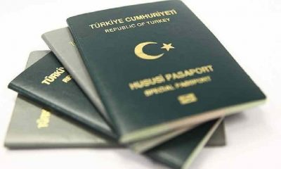 Son Dakika... İçişleri Bakanlığı'ndan 6 belediyeye 'gri pasaport' soruşturması