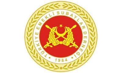 Son Dakika... İçişleri Bakanlığı'ndan Türkiye Emekli Subaylar Derneği'ne bildiri incelemesi!