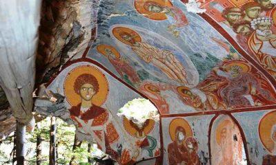 Sümela Manastırı'nın gizli şapeli ziyarete açılacak
