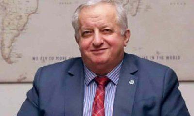THY Teknik Genel Müdürü Ahmet Karaman Covid-19 nedeniyle hayatını kaybetti