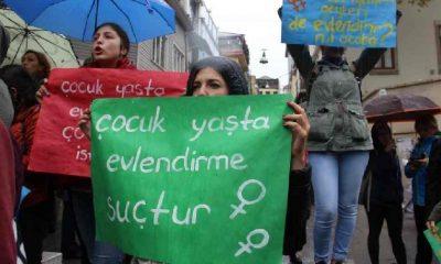 Türkiye çocuk yaşta evliliklerde Avrupa birincisi