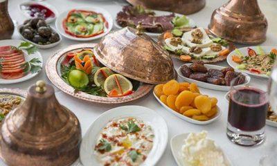 Uzmanından Ramazanda sağlıklı ve dengeli beslenme önerileri