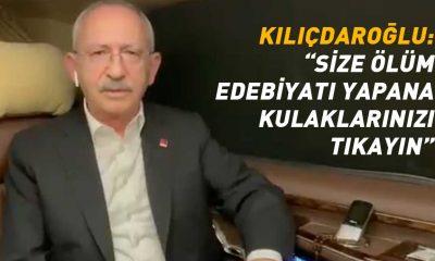 Kılıçdaroğlu, Erdoğan'ın sözleri üzerinden gençlere seslendi