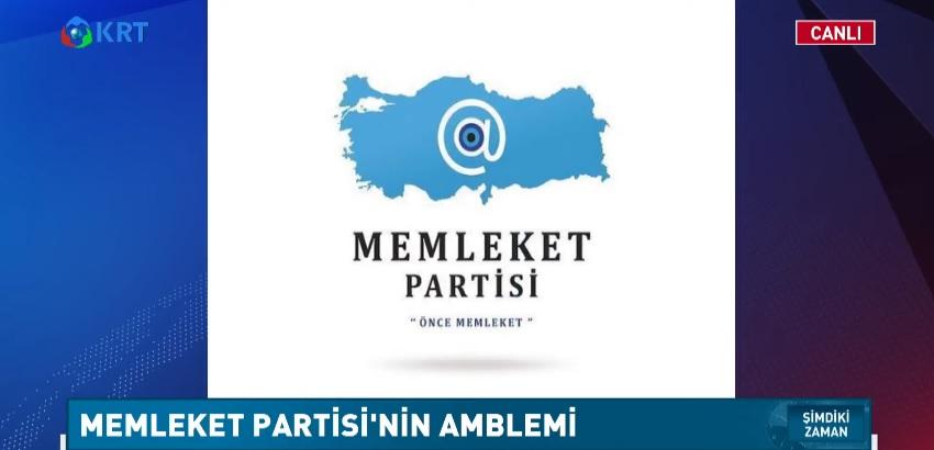 Muharrem İnce'nin partisi Memleket Hareketi'nin logosunu belli oldu