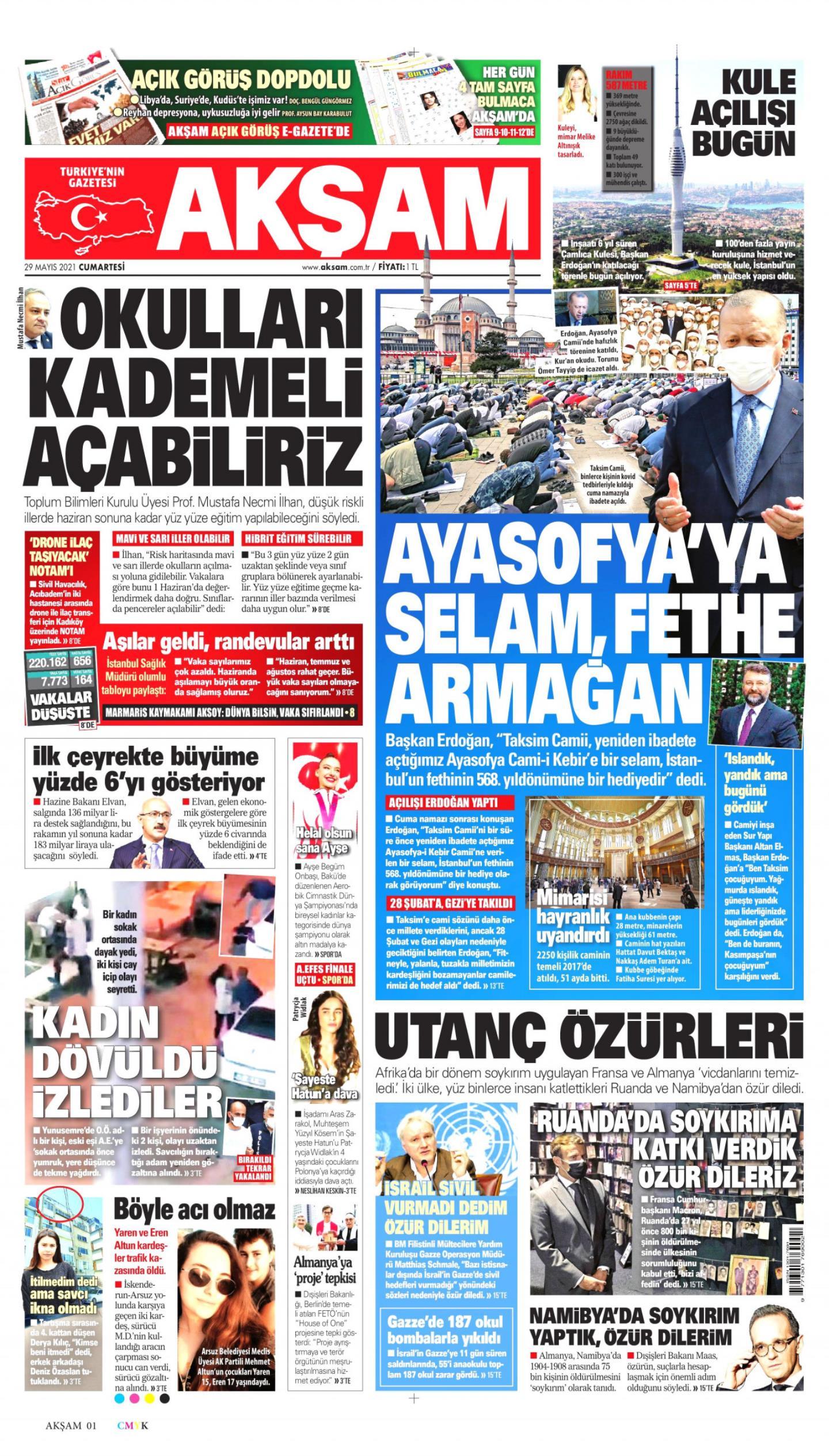İktidar yanlısı gazeteler aynı manşetle çıktı: 'Organize mi ediliyor?'