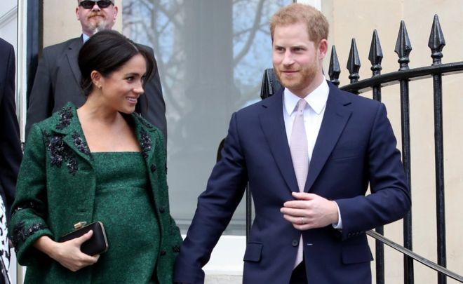 Prens Harry ve Meghan Markle'ın kızının kraliyet unvanı olacak mı?