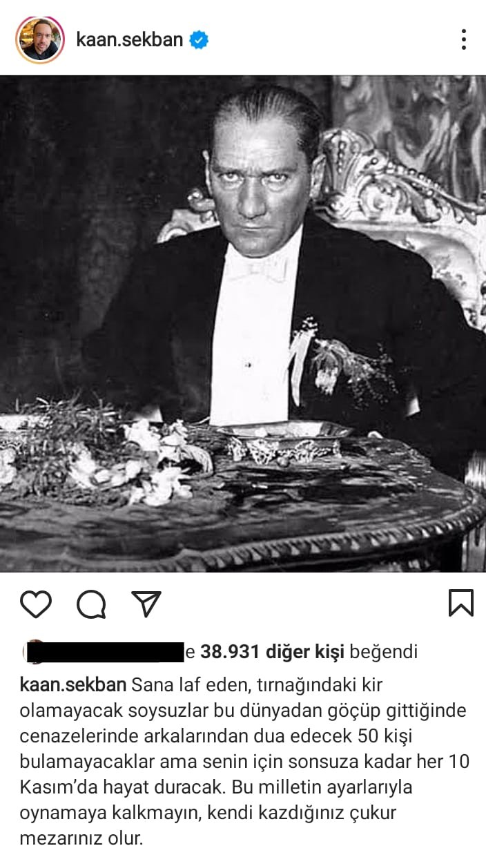 Atatürk'e hakaret edip lanet okuyan imama ünlü isimlerden sert tepki: 'Bu millet emanetini hainlere teslim etmez'