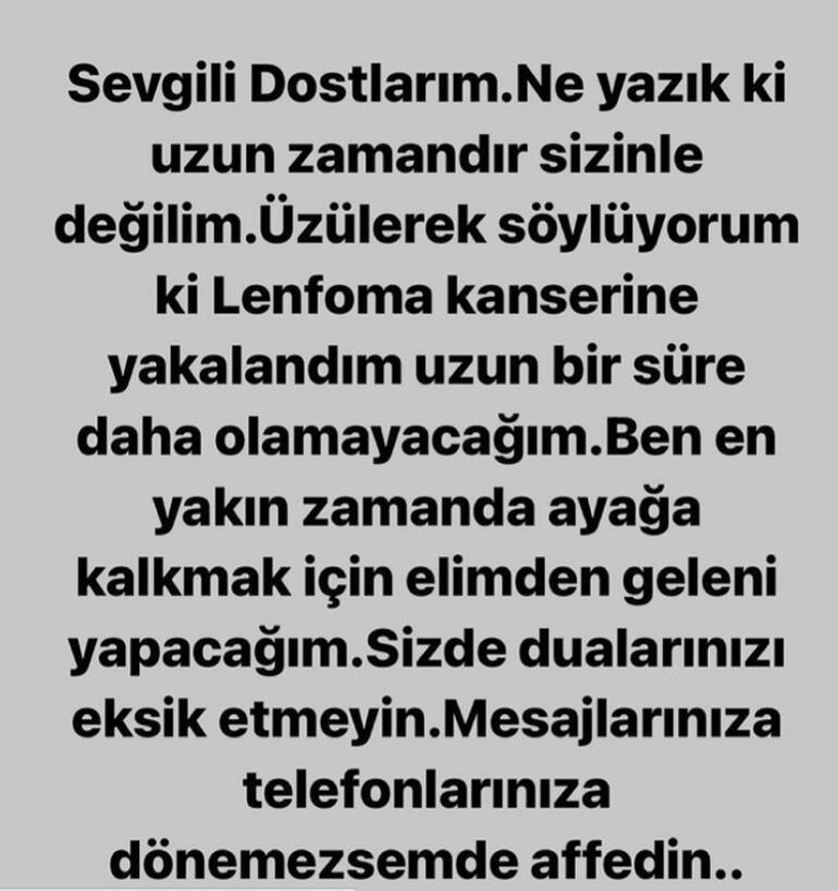 Arka Sokaklar'ın Volkan komiseri Boğaç Aksoy'dan üzen haber: Lenfomaya yakalandım