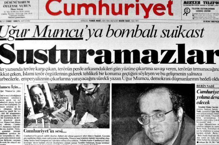 Uğur Mumcu Suikastı: 28 yıl sonra o tuğla neden halâ çekilmiyor?