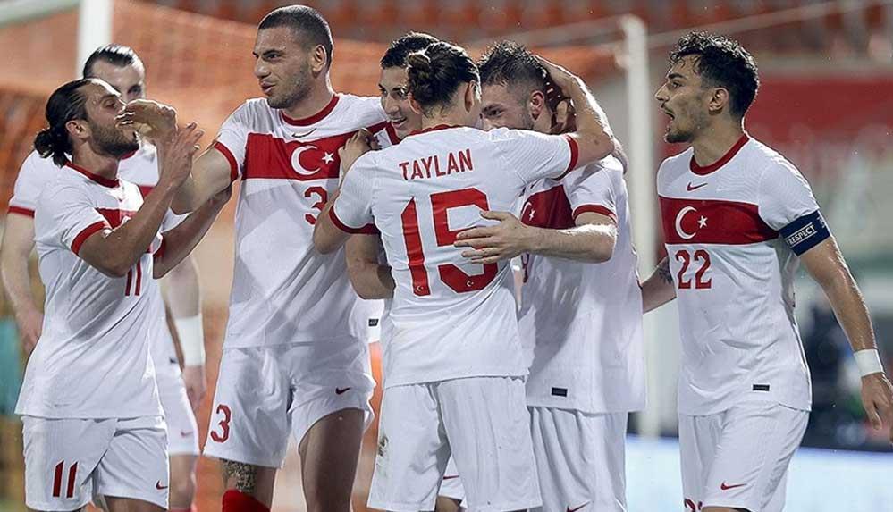 A Milli Futbol Takımı, hazırlık maçlarına galibiyetle başladı