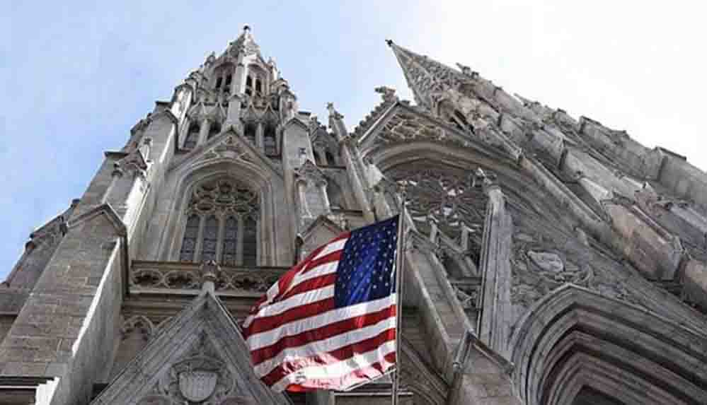 ABD'de kilise hırsızları yakalandı