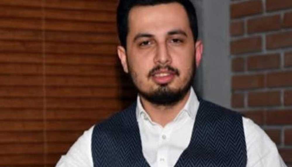 AKP Balıkesir İl Gençlik Kolları Başkanı istifa ettiğini duyurdu