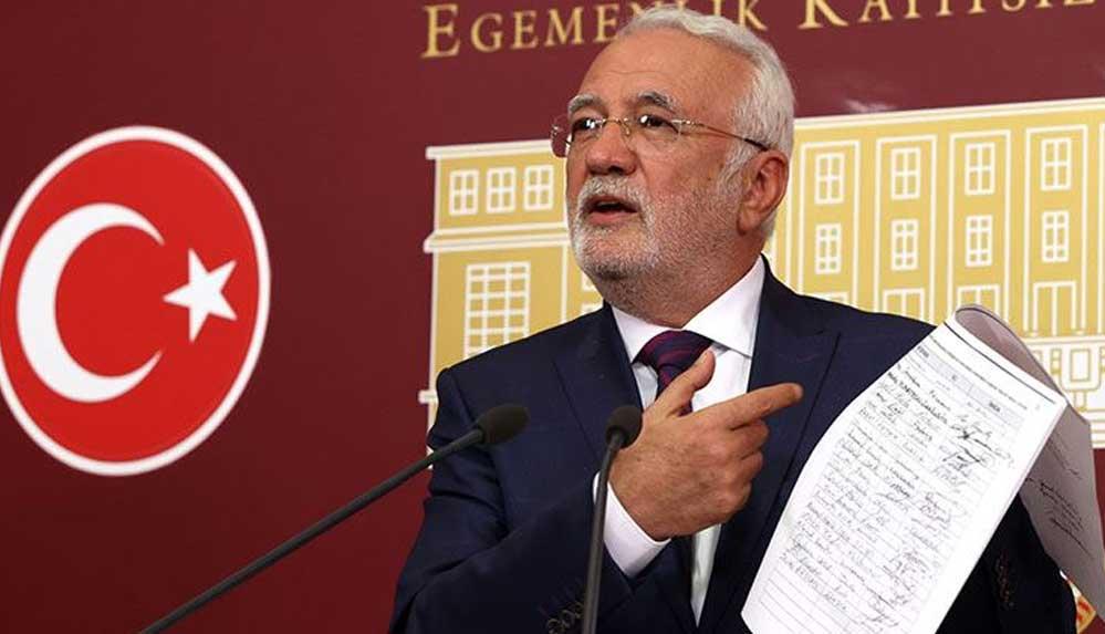 AKP Grup Başkanvekili Elitaş, Pekcan'ın dezenfektan skandalını böyle savundu
