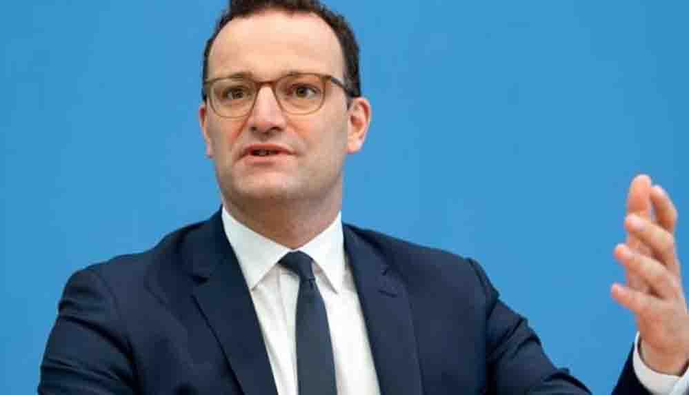 Alman Sağlık Bakanı'ndan 'Türkiye' vurgusu: Geçen yıl virüsün yarısı Türkiye'den geldi