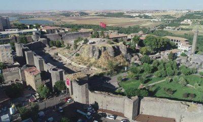 Amida Höyük'teki Roma Sarayı'nın Kral yolu gün yüzüne çıkarıldı