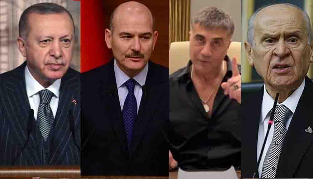 Ankette Erdoğan, Soylu ve MHP'ye kötü haber: Sedat Peker'in videoları seçmenleri nasıl etkiledi?