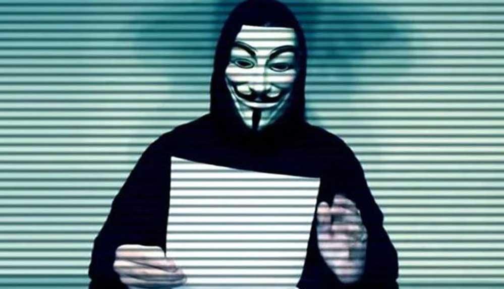 Anonymous, Kolombiya Devlet Başkanlığı ile Senatonun internet sayfalarını hackledi