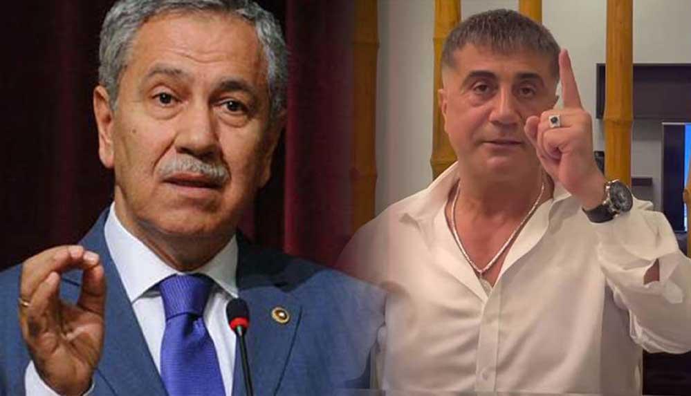 """Arınç'tan Sedat Peker yorumu: """"Şanlı yargımız"""" gerekeni yapacak herhalde"""