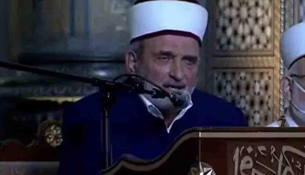 Atatürk'e lanet okuyan imam Demirkıran hakkında suç duyurusu