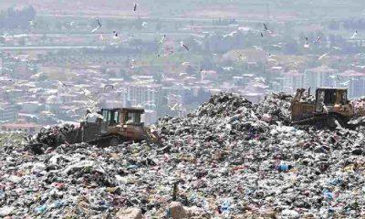 Avrupa'dan gelen atıklar yüzünden Türkiye çöplüğe dönüştü