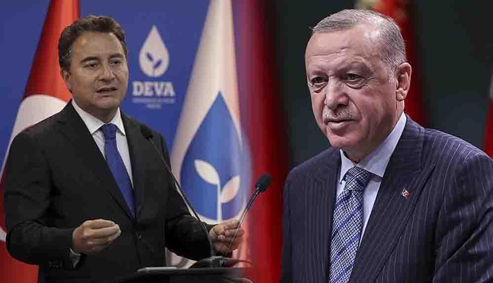 """Babacan'dan Erdoğan'a: """"İktidarı kaybetme korkusu iliklerine kadar işlemiş"""""""