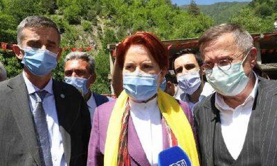 Babacan ve Karamollaoğlu'ndan Meral Akşener'e destek