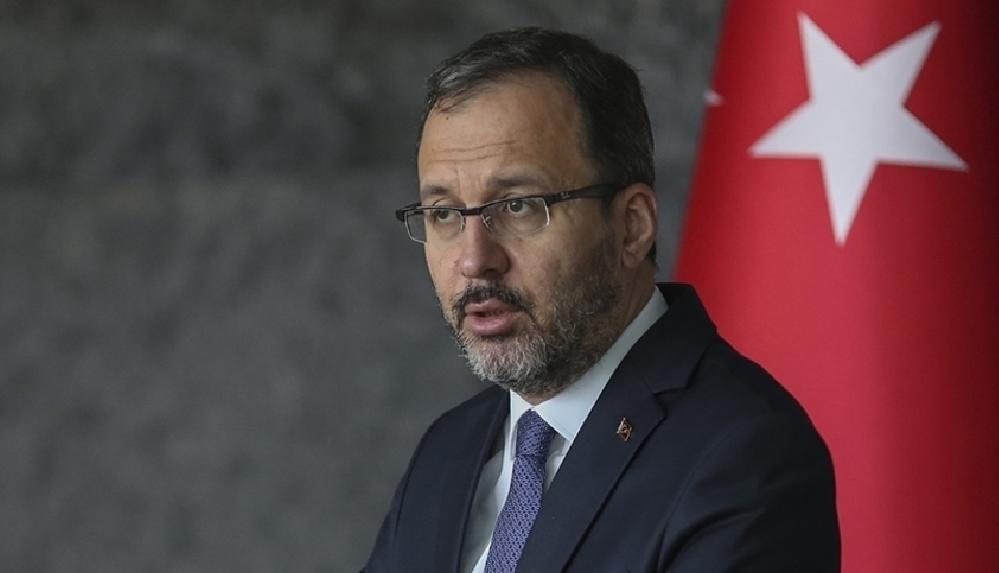 Bakan Kasapoğlu açıkladı: 2022 Ampute Futbol Dünya Şampiyonası Türkiye'de