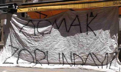 Bar işletmecileri 'Açmak zorundayız' pankartıyla Ankara'ya yürüyecekler