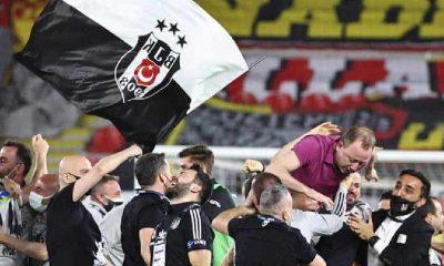 Beşiktaş'a Şampiyonlar Ligi müjdesi