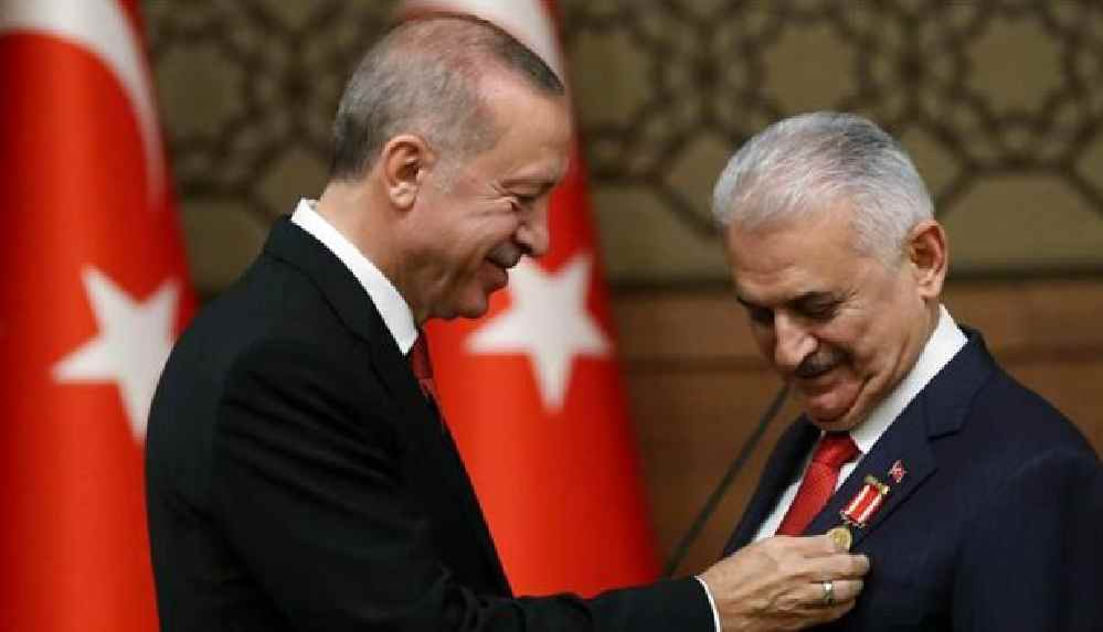 Binali Yıldırım: Görüldüğü gibi uygar dünya yine sessiz, tek sesi çıkan lider Recep Tayyip Erdoğan