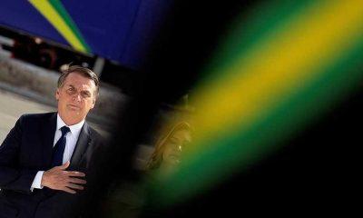 Brezilya'da iktidar destekçileri, Bolsonaro'ya askeri müdahale yetkisi verilmesi için sokağa indi