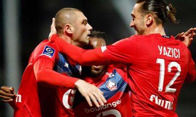 Burak attı, Lille 10 yıl sonra şampiyon oldu