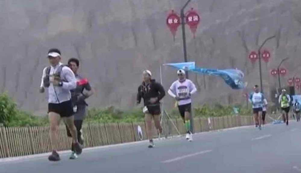 Çin'de maraton sırasında sıcaklık aniden düştü, 21 sporcu hayatını kaybetti