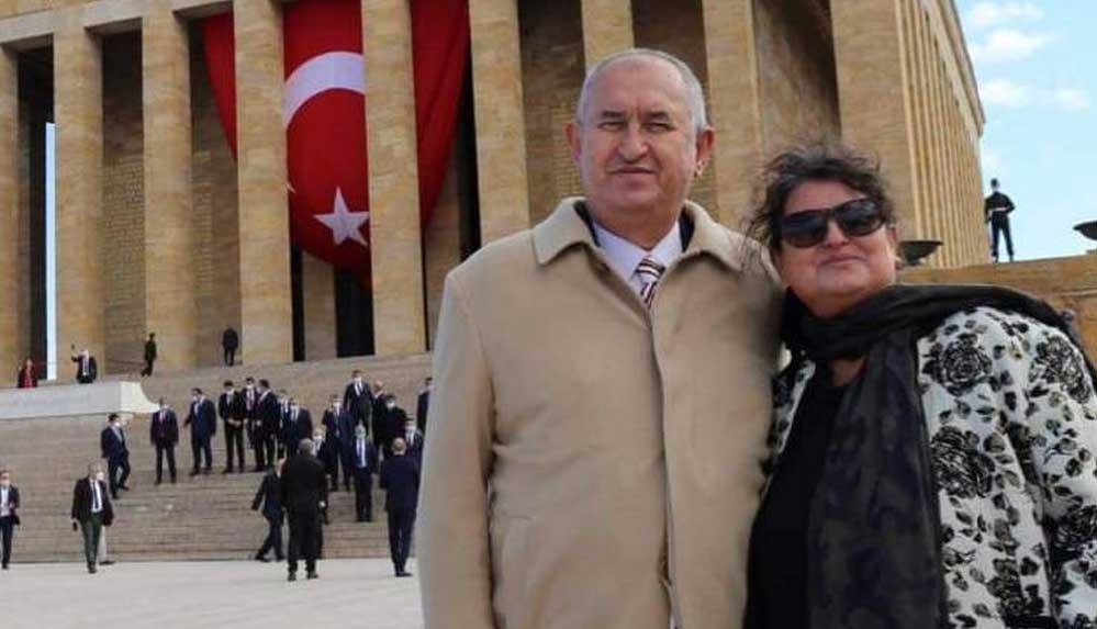 CHP İzmir Milletvekili Atila Sertel'in eşi Ziynet Sertel vefat etti