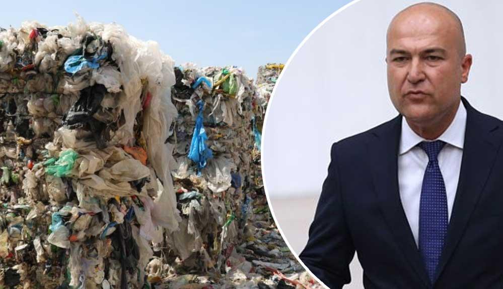 CHP Sözcüsü Murat Bakan: 'Avrupa'nın çöp sömürgesi olduk'