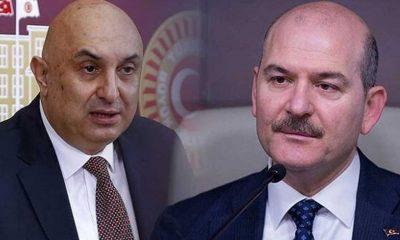CHP'den Soylu'nun 'Sedat Peker' açıklamasına yanıt: Gizli oyunlarım ortaya çıkacak diye korkma