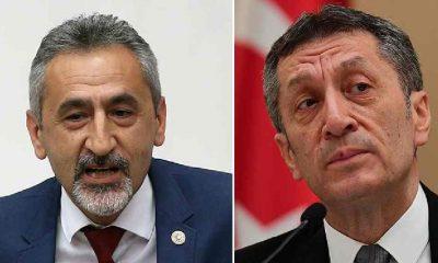 CHP'li Adıgüzel: Uzaktan eğitime ara verildi ama Bakan Selçuk'un okulu açık