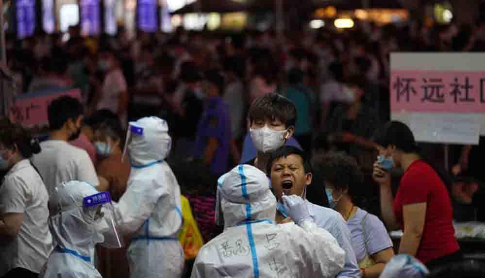 Covid-19 nedeniyle Çin yeniden alarma geçti