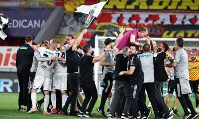 Beşiktaş 16. şampiyonluğuna ulaştı