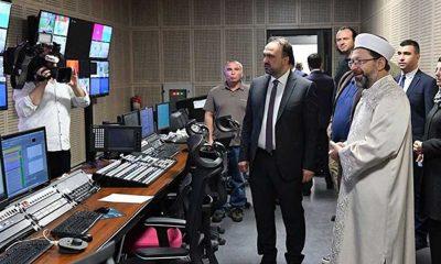Diyanet TV, sermayesini 275 bin TL'den 25 milyon 275 milyon TL'ye çıkardı